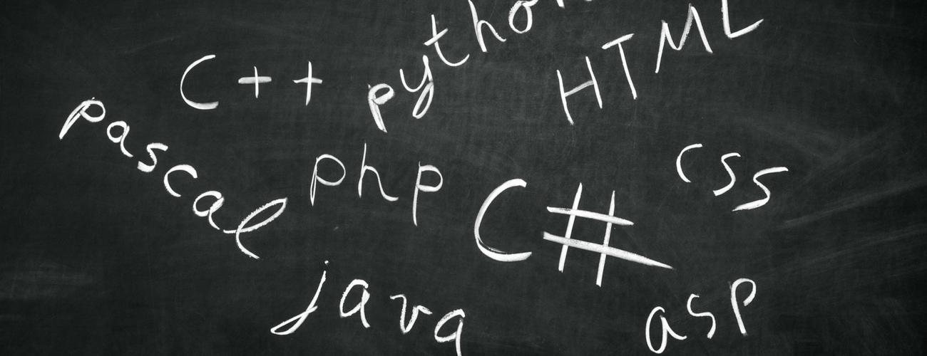 Programmiersprachen vergleich